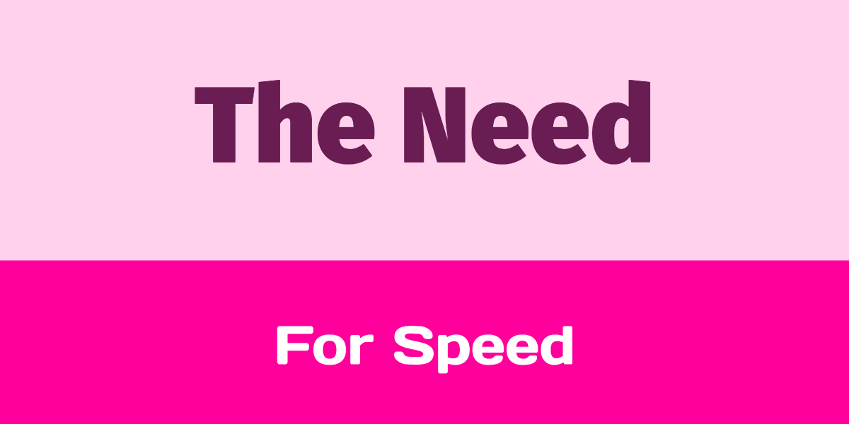 the-need-for-speed